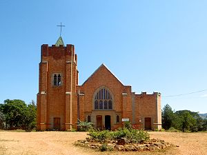 Christianity in Malawi - Livingstonia Mission Church
