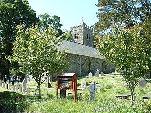 Llanbedrog - St Pedrog's Church
