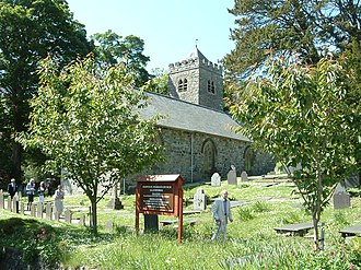 Llanbedrog - St Pedrog's Church