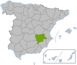 Η επαρχία του Αλμπαθέτε