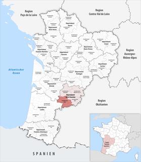 Arrondissement of Nérac Arrondissement in Nouvelle-Aquitaine, France