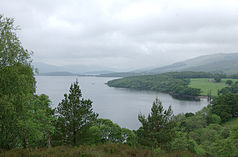 Loch Lomond - Ansicht vom West Highland Way