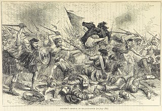 Battle of Killiecrankie Battle of the First Jacobite Rising
