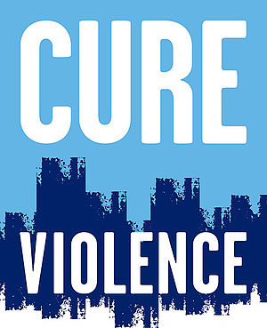 Cure Violence - Image: Logo primary