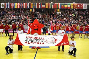Logo and mascot of the 2010 European Men's Handball Championship.jpg