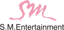 logo de S.M. Entertainment