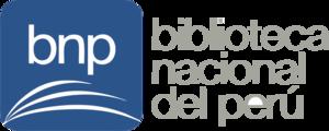 National Library of Peru - Image: Logo de la Biblioteca Nacional del Perú