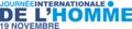 Logo de la Journée Internationale de l'Homme.png