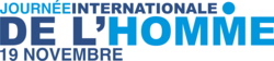 Logo de la journée internationale de l'homme