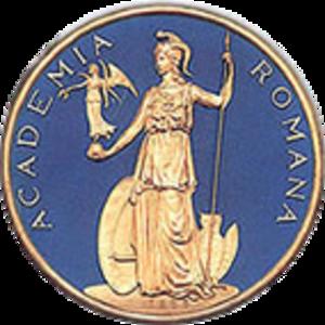 Romanian Academy - Academy Seal