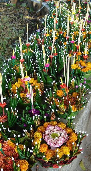 ความเป็นมาของ ประเพณีลอยกระทง Loy Krathong Festival