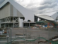 Aquatics Centre London