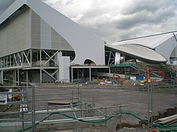 London Aquatics Centre (June 10, 2011).jpg