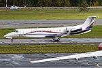 London Executive Aviation, G-LEGC, Embraer Legacy 600 (37680524561).jpg