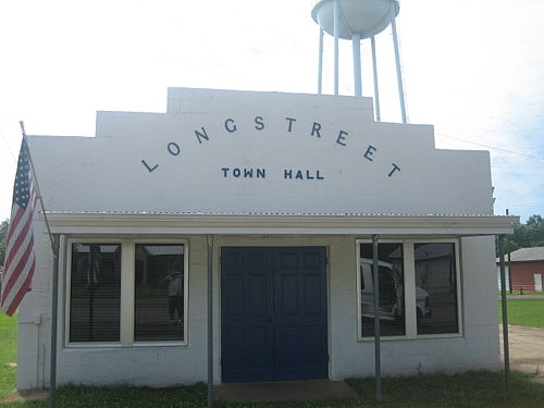 Longstreet chiropractor