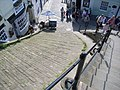 Looking down the steps - geograph.org.uk - 833868.jpg