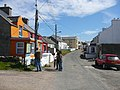 Looking east along the village street, West Town, Tory Island - geograph.org.uk - 1051202.jpg