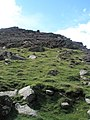 Looking up to the valley summit at Heddon's Mouth - geograph.org.uk - 916545.jpg