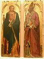 Lorenzo di bicci, san jacopo maggiore e san nicola di bari 1395-1400.JPG