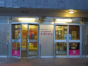 Loughton - Loughton Library