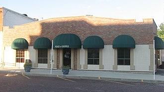 Louisville, Illinois - Village Hall