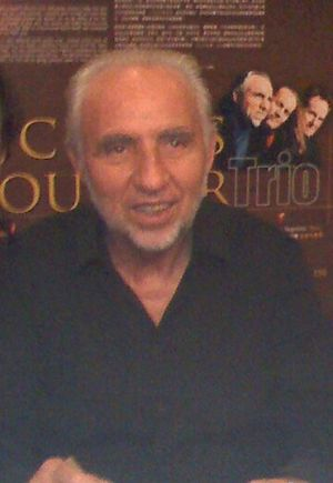 Jacques Loussier in Hong Kong
