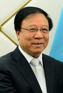 Lu Hao (born 1947) Chinese politician