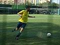 Luca Mosso in azione con il Salus.jpg