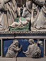 Luca della robbia il giovane, natività con adorazione dei pastori, 1515 ca. 05 noli me tangere.jpg