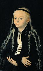 Portrait présumé de Magdalena Luther