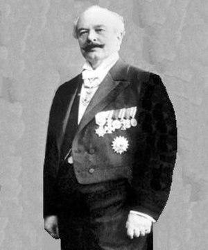 Georg Luger - Georg Luger, 1906