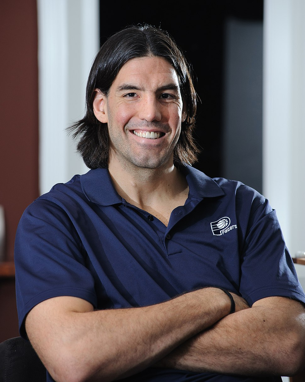 Luis Scola by Brenda Staples Photography