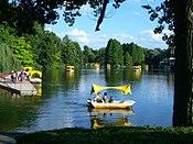 Luisenpark Mannheim Gondolettas.JPG