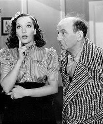 Lupe Vélez - Vélez with Leon Errol in Mexican Spitfire (1940)