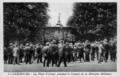 Luxembourg, concert Musique militaire Place d'Armes vers 1920.png
