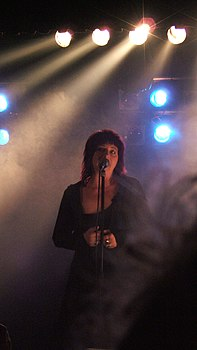 Lydia Lunch in concerto