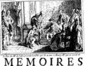 Mémoires de Maximilien de Béthune, Duc de Sully, principal ministre de Henry le Grand, mis en ordre, avec des remarques, par M Fleuron T113640-6.png