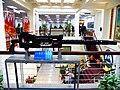 M37 Machine Gun Training Model in Armor School Museum 20130302.jpg