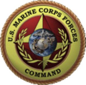 United States Marine Corps Forces Command - Image: MARFORCOM