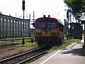 MAV M41 locomotive at Gyor, Hungary. (6689757383).jpg