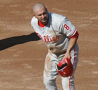 Shane Victorino American baseball player