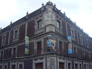 Bethlehemite Brothers - Former hospital of the Bethlehemites in Mexico City, now the Interactive Museum of Economics