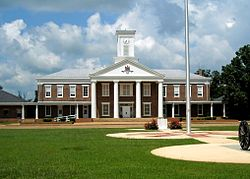 MMI Chapel and Lovelace Hall 02.jpg