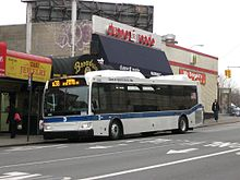 Q38 (New York City bus) - Wikipedia Q Bus Map on