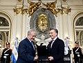 Macri & Netanyahu at Casa Rosada, September 2017 02.jpg