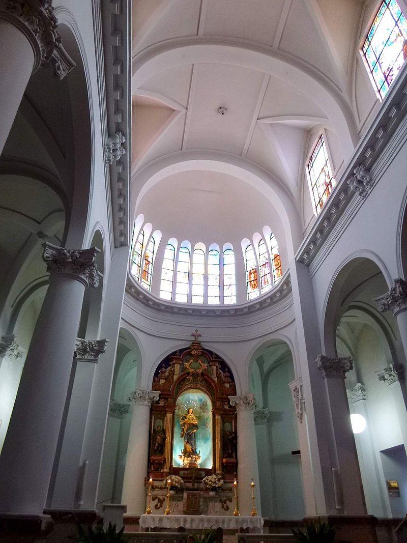 Madrid - Basílica de Jesús de Medinaceli 08.jpg