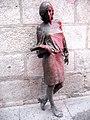 Madrid - Malasaña, estatua.jpg