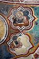 Maestro espressionista di santa chiara (forse palmerino di guido), storie francescane, 1290-1310 circa, redentore tra gli evangelisti 03.JPG