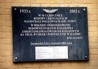 Polish Coal Trunk-Line