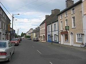 Eyrecourt - Main Street, Eyrecourt